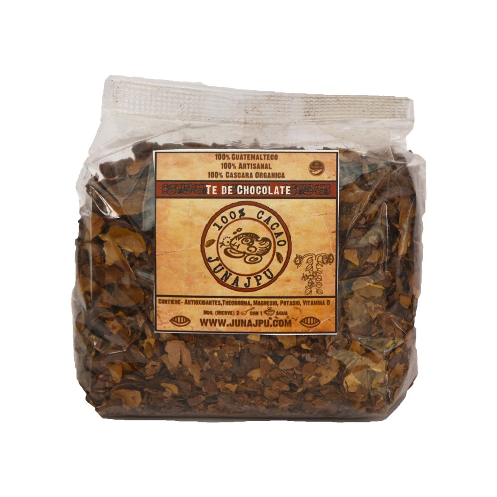 Amazon.com : Junajpu - Mayan Cacao Tea - Loose Leaf - 4 Oz (Pack of 3) : Grocery & Gourmet Food