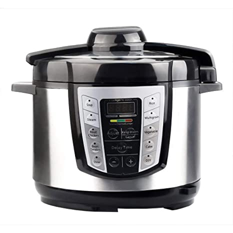 Amazon.com: Greatic YA600 - Olla a presión eléctrica ...