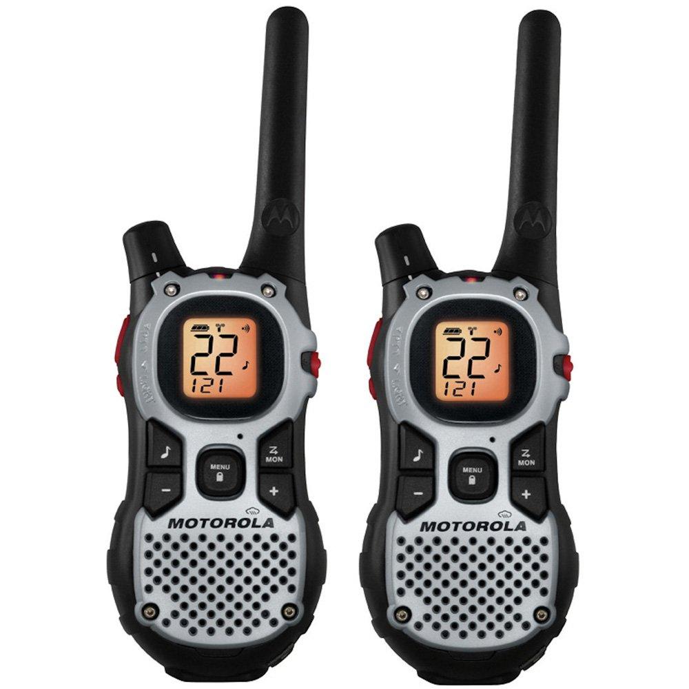 motorola two way radios. amazon.com: motorola mj270r 22-channel 27-mile two-way radios: home audio \u0026 theater two way radios