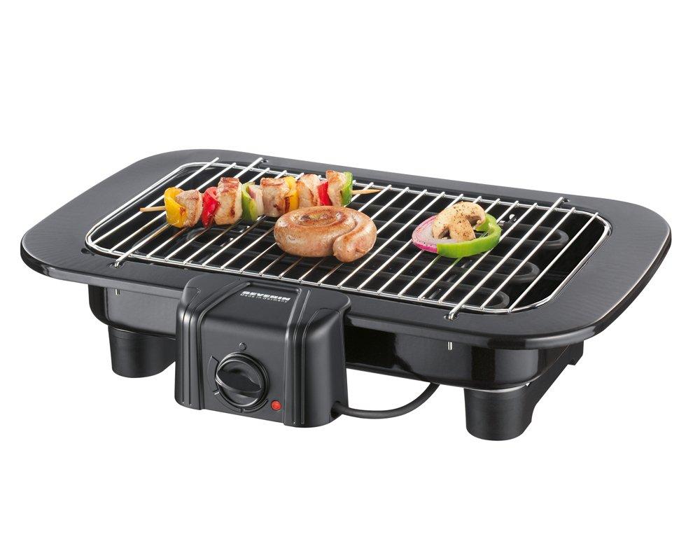 Severin Elektrogrill Geht Immer Aus : Severin pg elektrogrill barbecue standgrill grillfläche