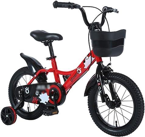 LHR888 Bicicletas para niños y niñas Bicicletas estáticas para ...