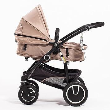 DS-carro de bebé La carretilla plegable de cuatro ruedas ...