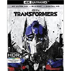 Paramount announces Interstellar and Transformers films on 4K Ultra HD in December