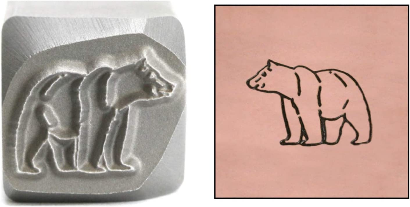 Mama /& Baby Bear Stamp Pack 2pc ImpressArt Set