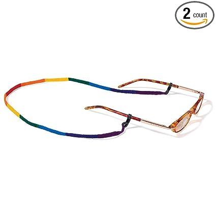 36abae8ed5b7 Amazon.com  Croakies Guatemalan World Cord Eyeglass and Sunglass Retainer    Fashion Strap
