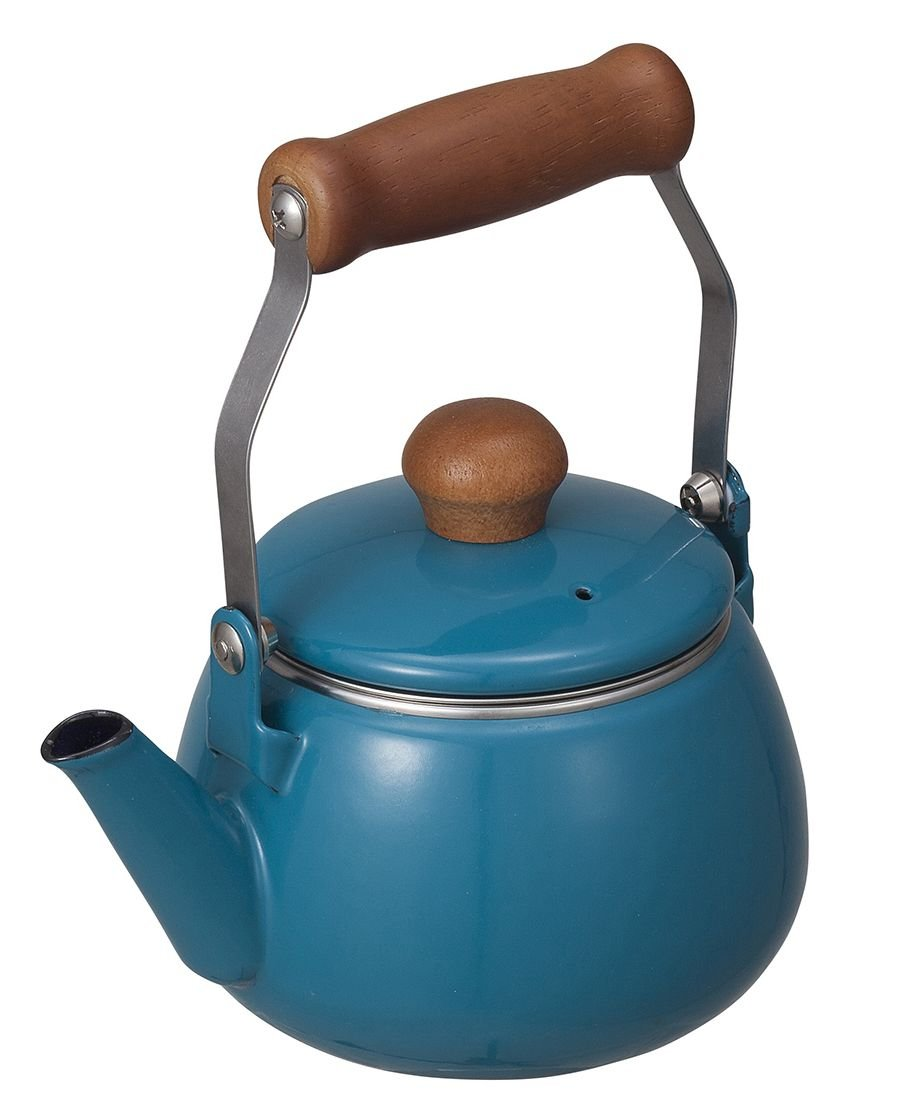 Turquoise CB Japan Tea Pot Alaw Nordica 【Japan Domestic Genuine Products】