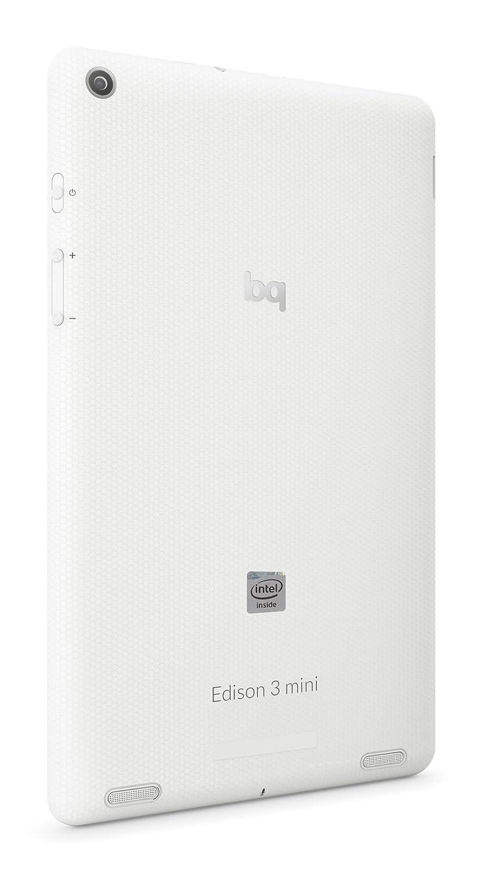 Negro BQ Edison 3 Tablet de 10.1 Pulgadas WiFi y Bluetooth 4.0, 16 GB, 2 GB de RAM, Android KitKat 4.4