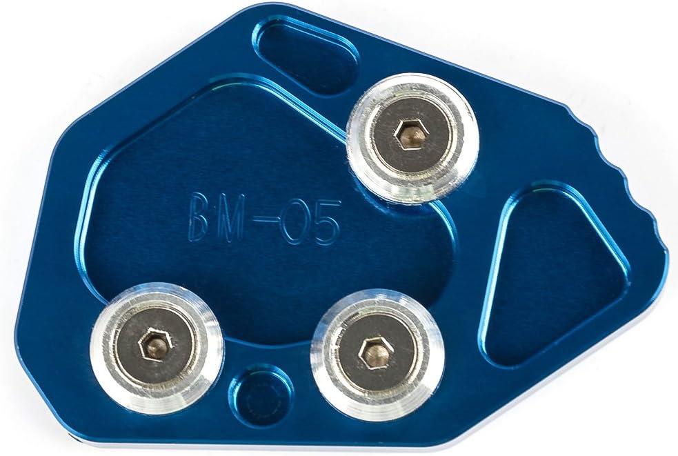 Plaque dextension de b/équille de moto pour K1300R 2009-2013 pour K1200S 2004-2008