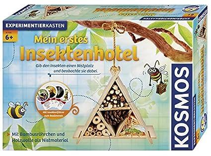 Mein erstes Insektenhotel Experimentierkasten Spiel Deutsch 2014 Bau- & Konstruktionsspielzeug-Sets