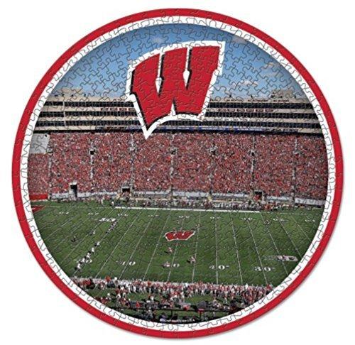 NCAA University Wisconsin Badgers Puzzle 500 Piece 20.25 x 20.25 20.25 x 20.25 Wincraft