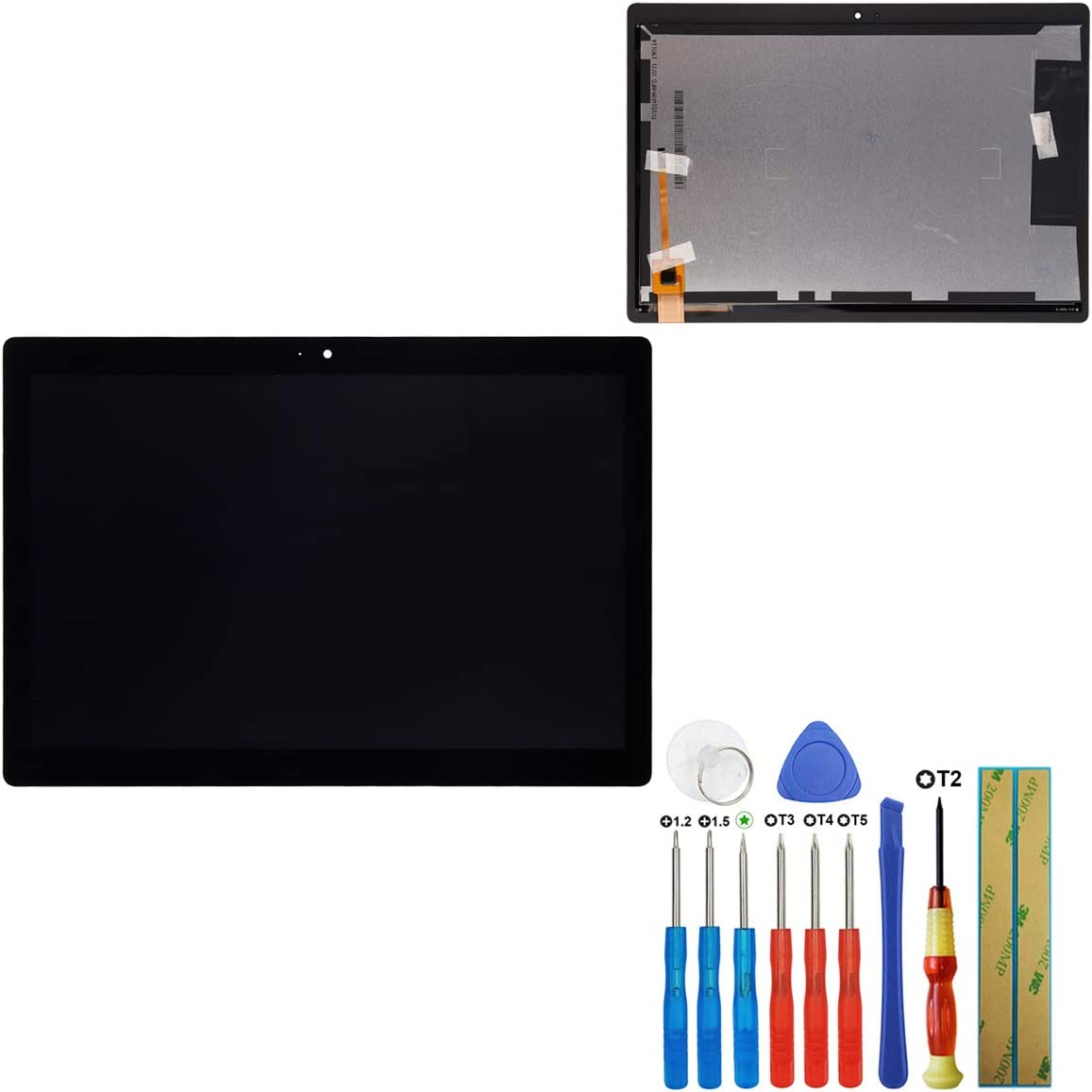 LCD Display Compatible with Lenovo Smart Tab M10 HD TB-X505 X505F 10.1 inch LCD Touch Screen Display Digitizer Assembly with Tools