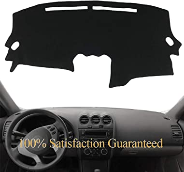 Easy Installation YRCP Premium Dash Covers MR029 Gray Custom Fit for Nissan Altima 2007-2012 Original Dashboard Carpet