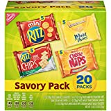 Nabisco Variety Pack Savory Crackers, 20 Count 18.75 Ounce