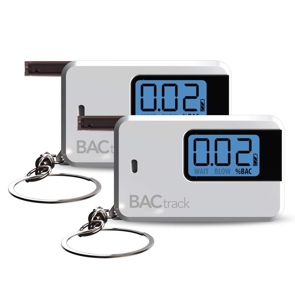 Amazon.com: BACtrack Go Llavero Breathalyzer, Portable ...
