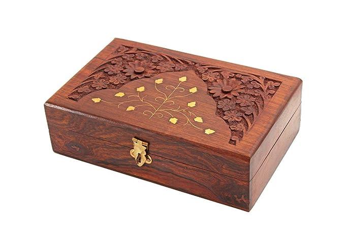 Amazon.com: Diwali Regalos Keepsake Caja de almacenamiento ...