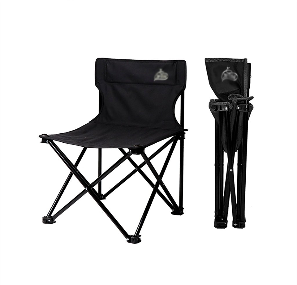 Y HWZDY Camping klappstuhl Camping Stuhl Outdoor Klappstuhl, Angeln Freizeit Stuhl, Atmungsaktive Feste Portable Beach Chair, (Farbe   3)