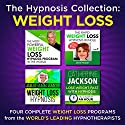 The Hypnosis Collection - Weight Loss: Four Complete Life-Changing Hypnosis Programs for Losing Weight Speech by  Inspire3 Hypnosis Narrated by  Inspire3 Hypnosis