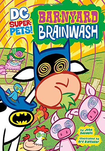 Barnyard Brainwash Super Pets John Sazaklis