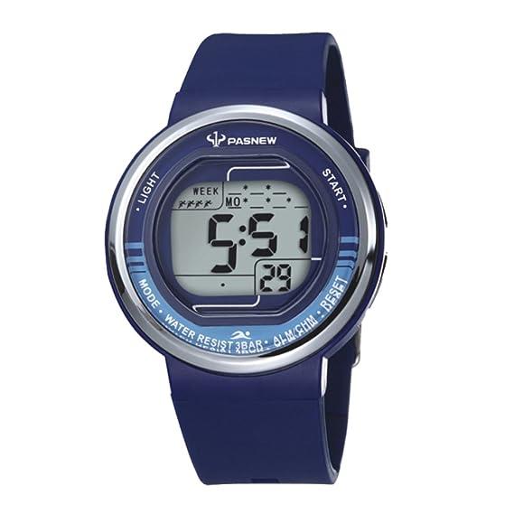 Para niños de relojes estudiantes masculinos y femeninos reloj deportivo regalos de cumpleaños-C: Amazon.es: Relojes