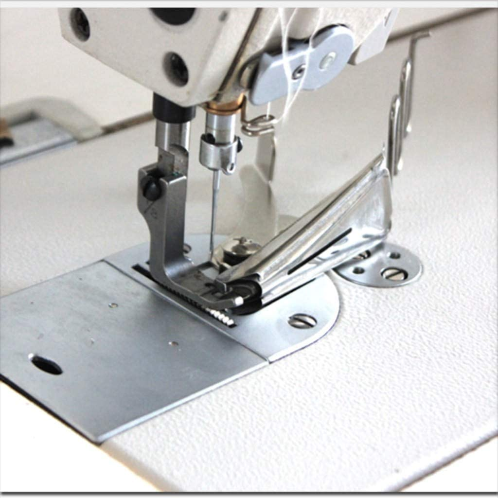 Overlock Binding of Curve Edge Folder Hemmer Industrial Sewing Machine Binding Attachment Folder Accessories 22mm PSSS Overlock Binder 5 Sizes Optional