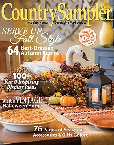 Sampler Magazine - Country Sampler