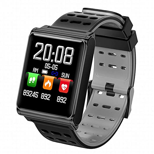 Mkulxina Smart Watch Fitness Tracker Reloj de música ...