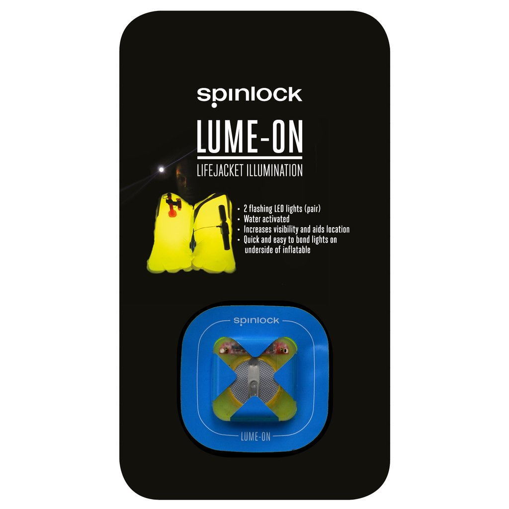 Spinlock Lume-On Lights by Spinlock