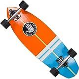 """Body Glove SURFSLIDE 28"""" Longboard Cruiser Skateboard"""