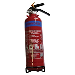 Metro HG 098-01 Multi Purpose Fire Extinguisher