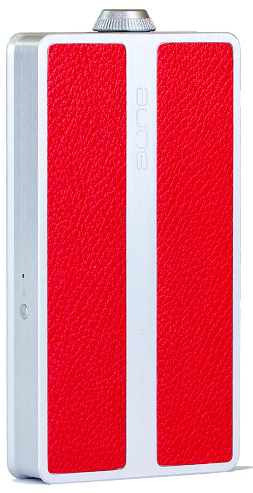 aune ポータブル ヘッドホンアンプ ディスクリート構成 A級 20mA/40mA 切替え可能 aune B1 2016年版 レッド [並行輸入品]  2016年版 レッド B07P1RMG1G