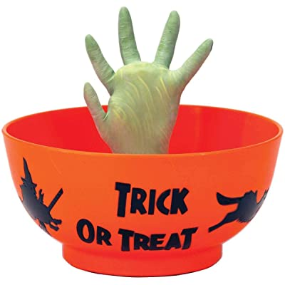 Animated Monster Hand in Bowl - ST: Office Products