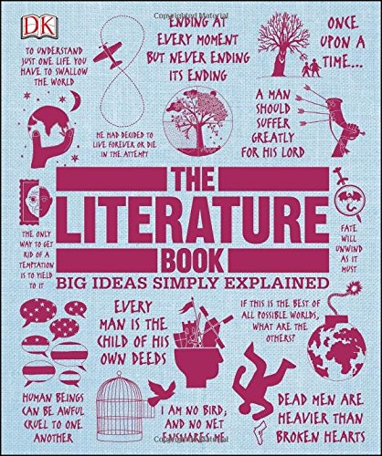 Dk Series (The Literature Book (Big Ideas Simply Explained))