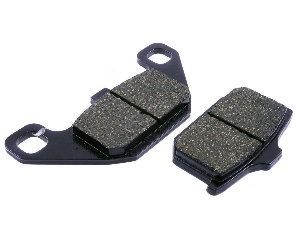 Bremsbel/äge TRW MCB 532 f/ür KAWASAKI EN 500 EN500A 90-91 vorne