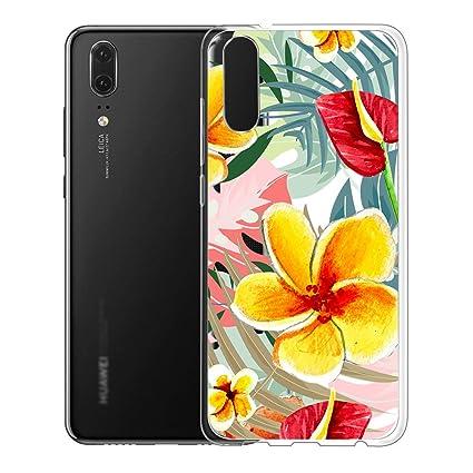 Amazon.com: Funda delgada para Huawei P20/Huawei P20 Pro ...