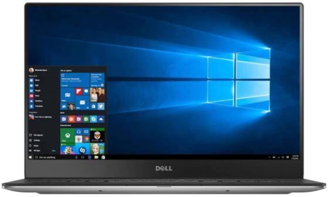 Dell XPS 13 9360 13.3in Full HD Anti-Glare InfinityEdge Touchscreen Laptop Intel 7th Gen Kaby Lake i5 7200U 8GB RAM 128GB SSD (Renewed)