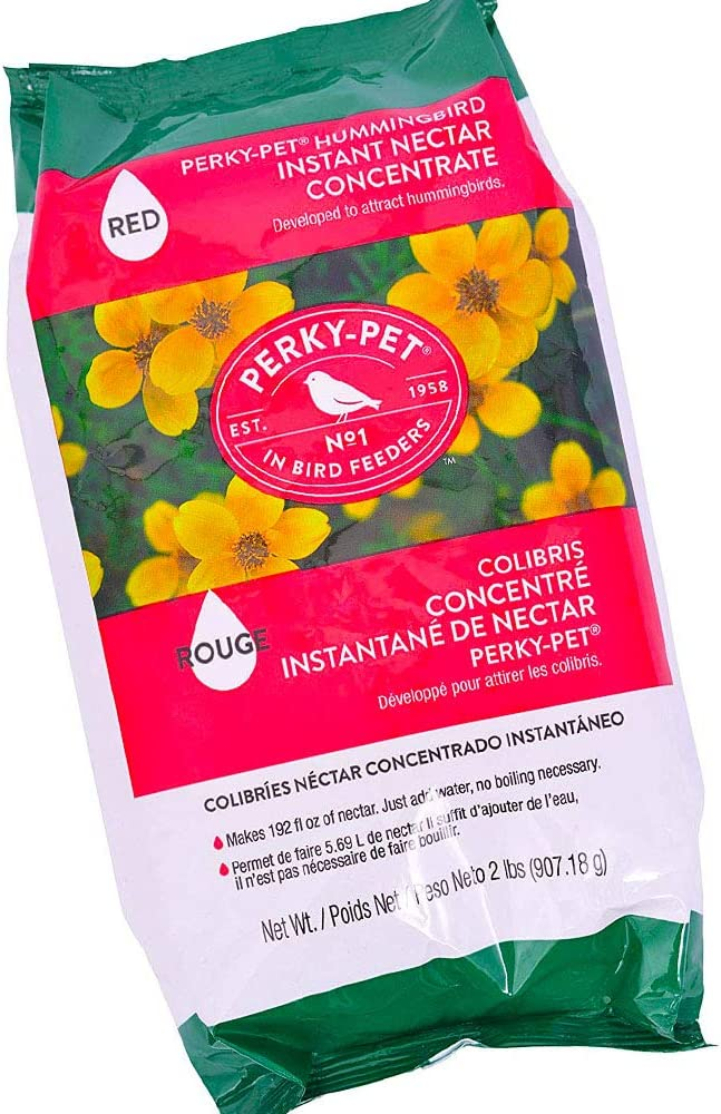 Perky-Pet Hummingbird Original Instant Nectar, 2 lb (New Version)