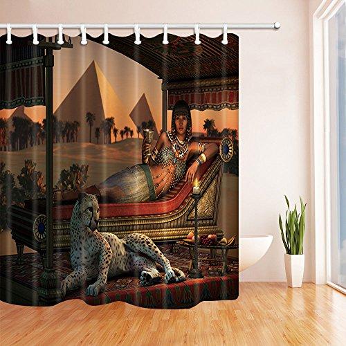 Cheetah Shower Curtains - 5