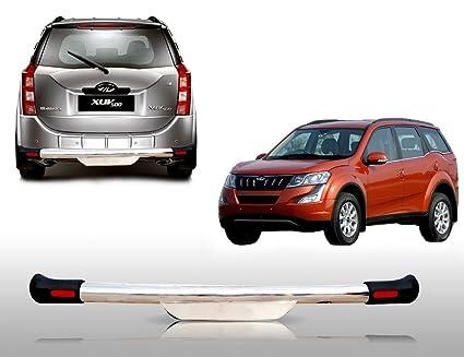 Autopearl Car Rear Crash Guard For Mahindra Xuv 500 Amazon In Car