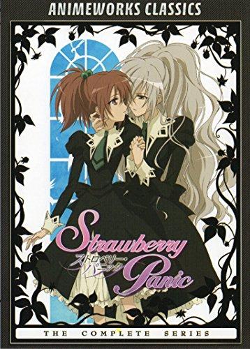 Strawberry Panic: The Complete Series (Panic Dvd)