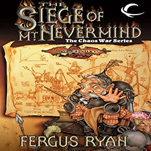 The Siege of Mt. Nevermind Audiobook