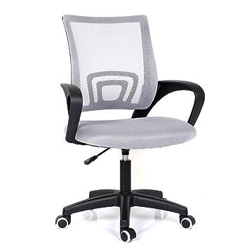 Amazon.com: X&LFC silla de oficina de malla, silla ...