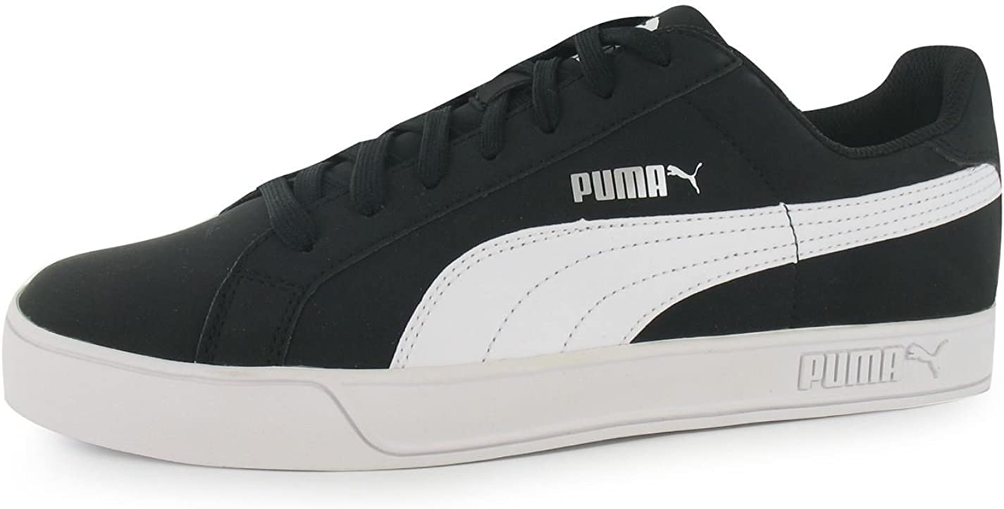 Trainers Mens BlackWhite Casual