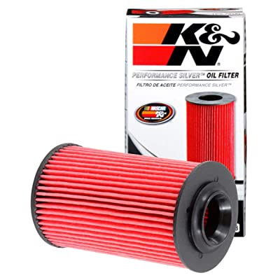 K&N Premium Oil Filter: Designed to Protect your Engine: Fits Select CHEVROLET/OLDSMOBILE/CADILLAC/SAAB Vehicle Models (See Product Description for Full List of Compatible Vehicles), PS-7003: Automotive