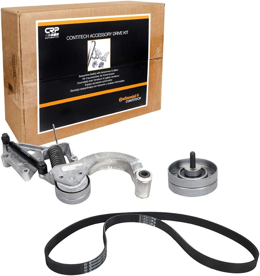 Discount mail order ContiTech ADK0041P El Paso Mall Accessory Drive Kit