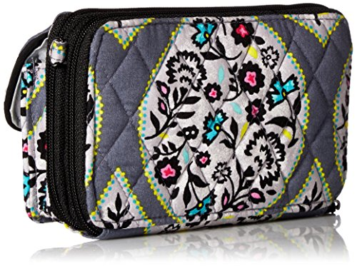 RFID Cotton Crossbody One Leaf Signature in Bradley Vera Heritage All axq5v5