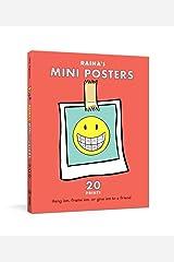 Raina's Mini Posters Paperback