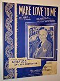 img - for Make Love To Me [Sheet Music] book / textbook / text book