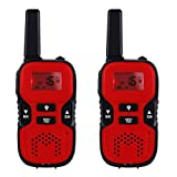 Amazon Price History for:GHB Walkie Talkies Kids Interphones 22 Channel FRS/GMRS Two Way Radio 4 Miles for Home Activities Outdoor Climbing Red