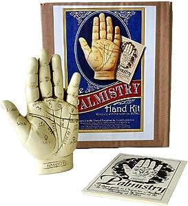 1 X Palmistry Hand by AzureGreen