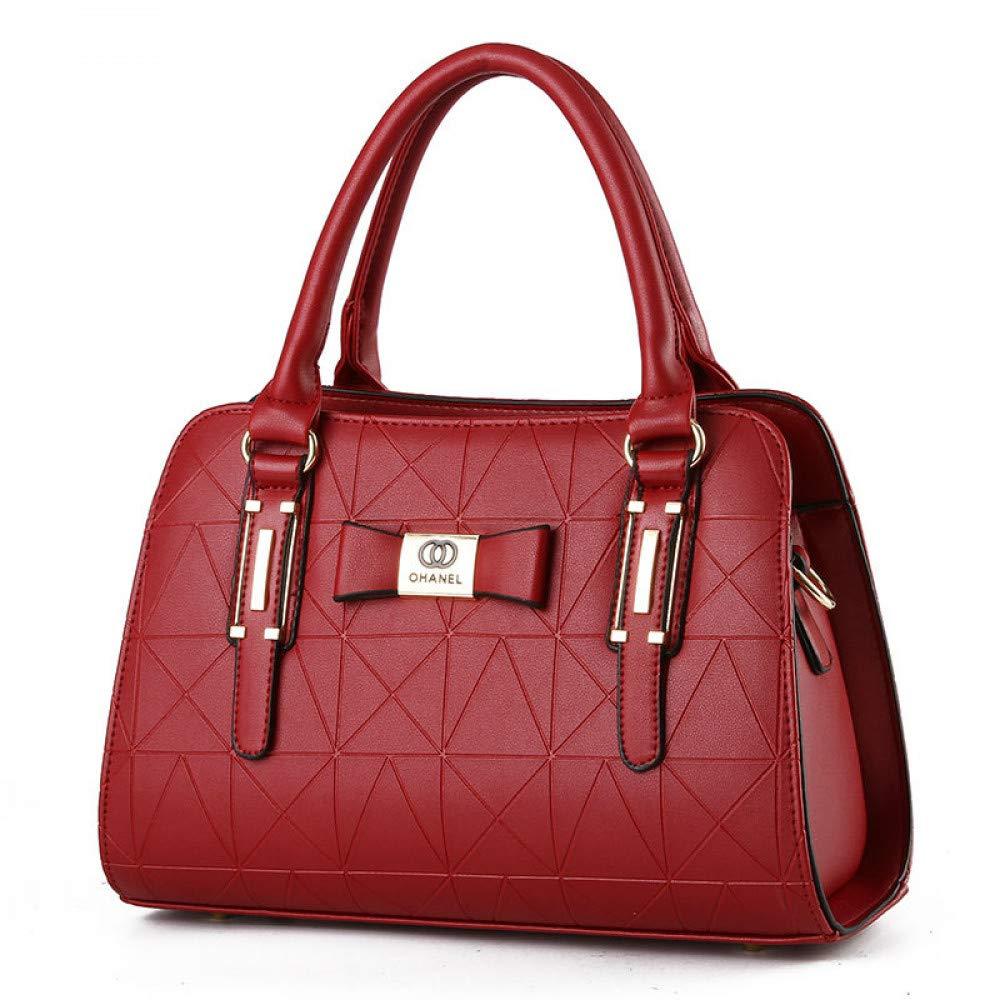 Limotai Handbag Bolsa Bandolera de PU Mujer Mujer Marca Bolsa Bolso De Cuero Bolso Tote: Amazon.es: Equipaje